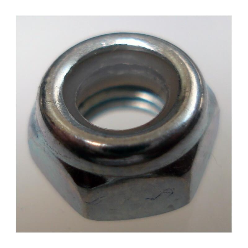 Nylon Insert Hex Locknut (25pack)