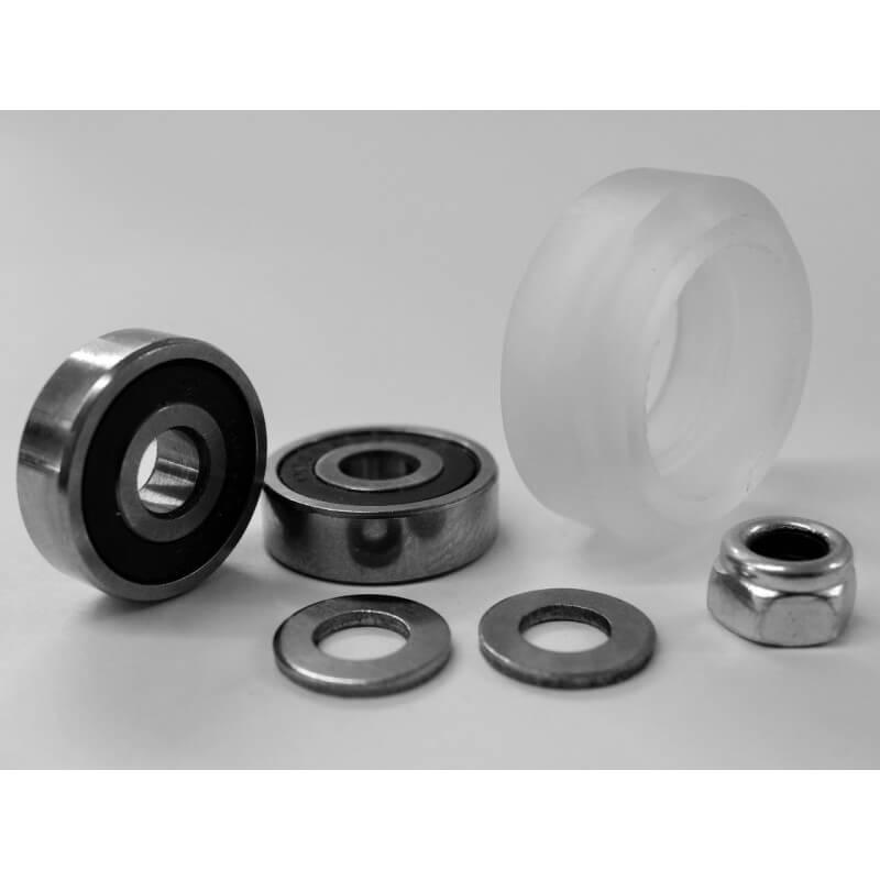 Xtreme Solid V-wheel bundle - 28pc
