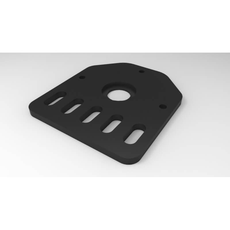 Threaded Rod Plate for Nema 17 Stepper Motor