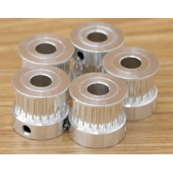 GT3 pulley 20 - for 10mm Closed Loop Belt