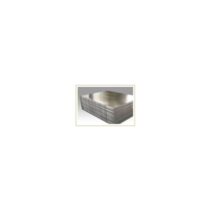 Raw Aluminum Sheet 330x500mm