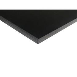 Black POM - Acetal Sheet 330x500mm