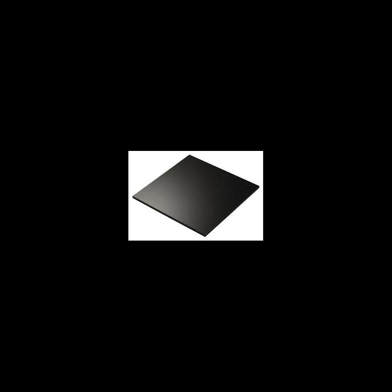 Black Acrylic - 3mm Sheet 378x510mm