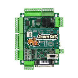 Acorn 4 axis Motion Control - w Free PC software