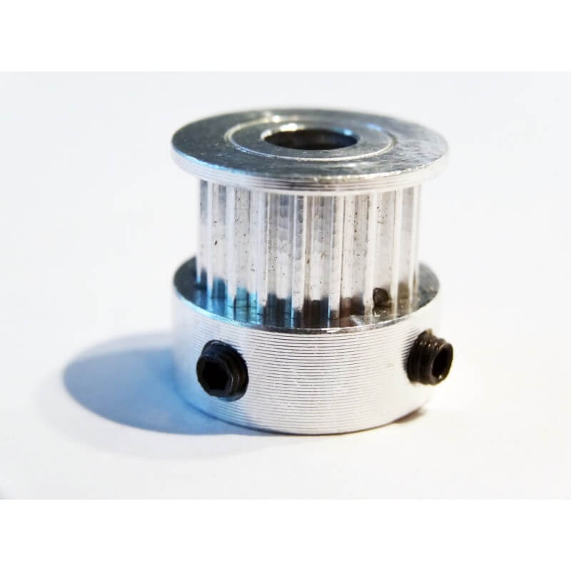 """GT2 pulley 20 - 1/4"""" bore"""