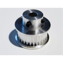 "GT2 pulley 30 - 1/4"" bore"