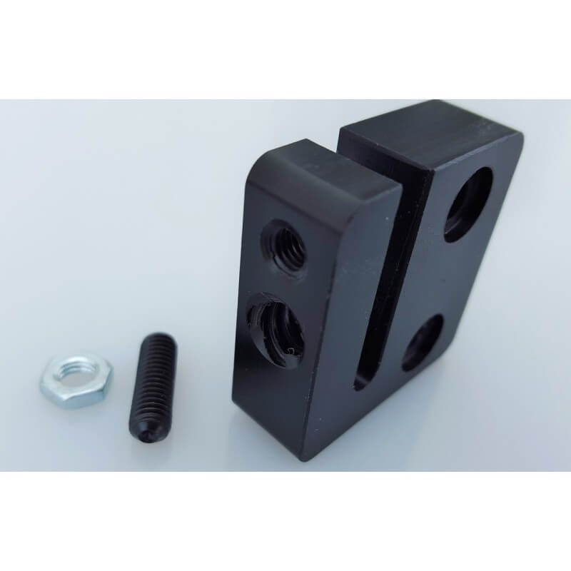 Anti-Backlash Nut Block for 8mm Metric Acme Lead Screw