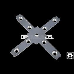 Makerlink - 4 Way Tee Nut (2 Pack)