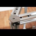 Makerlink - Quad Tee Nut (2 Pack)