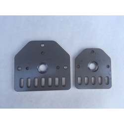 Stainless OX Z-Gantry Plates (Set of 2 Plates)
