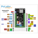 Ethernet CNC controller & data I/O board - PoKeys57ET