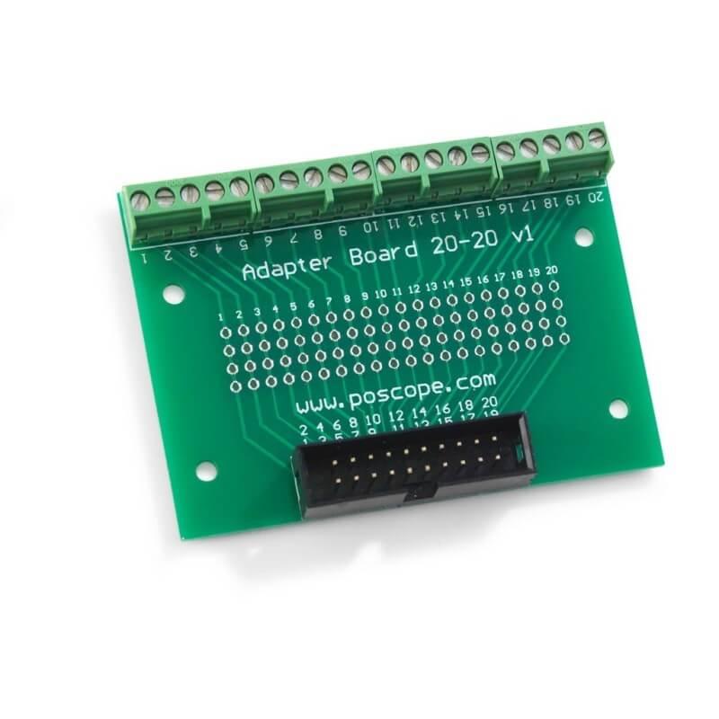 PoKeys Adaptor Board 10-10