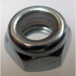 Nylon Insert Hex Locknut (25pack)