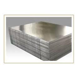 Raw Aluminum Sheet 330x500mm - Alloy 5754
