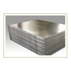 Raw Aluminum Sheet 330x500mm
