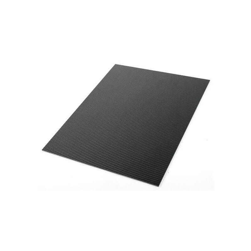 3k Carbon Fibre Sheet 200x300mm