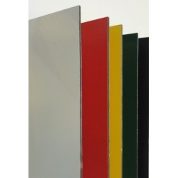 Aluminum Sandwich Sheets - 3.6 x 370x505mm