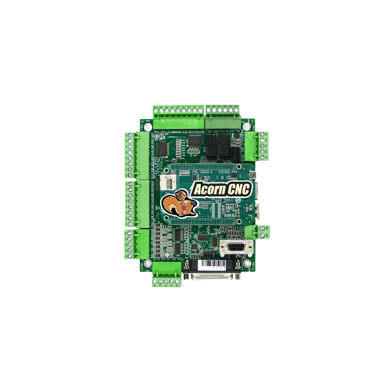 Acorn 4 axis Motion Control - w Free PC software Motion Controllers
