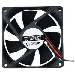 24V Cooling Fan 80x80mm