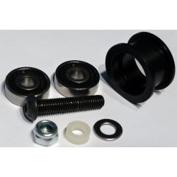 Smooth Idler Pulley Wheel Kit