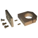 43mm Spindle Mount for Stainless OX