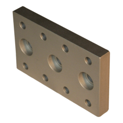 Base Plate for 43mm Spindle Mount for C-Beam