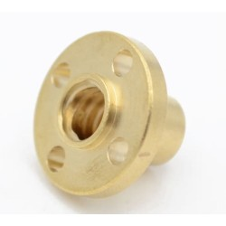 Brass Nut for 8mm ACME Lead Screw