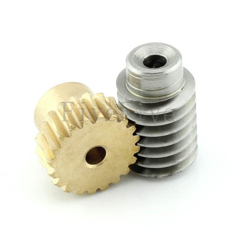 Worm Gear 1:20 - China