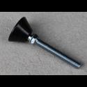 Tilting Adjustable Foot M8x50mm