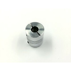 Flexible Coupler -D20x5mmx5mm