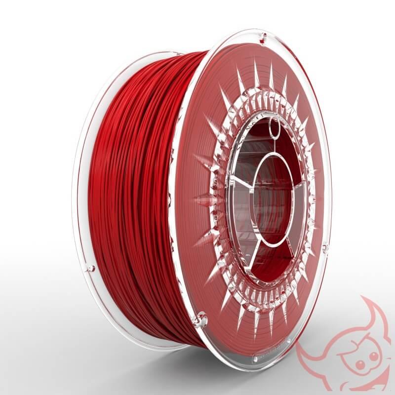Hot Red - PLA 1.75 - Devil Design