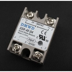 Solid State Relay - 3-32V - 40A