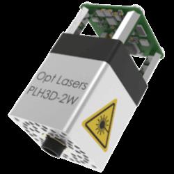 2W Engraving Laser Head - Opt Laser