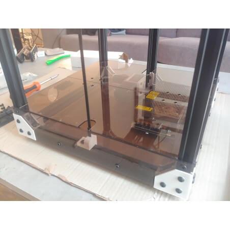 Acrylic Panel Kit for V-Baby CoreXY 3D Printer - 200mm