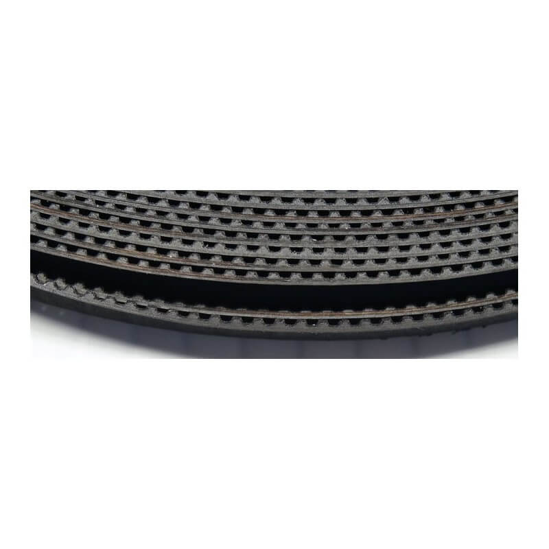 Pack -GT2 Belt - 2mm pitch - 6mm width - by the meter