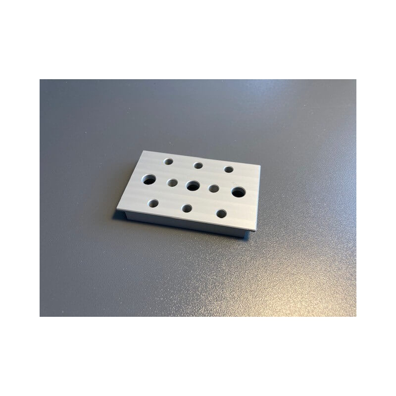 Base Plate for 43mm Spindle Mount for Stainless OX