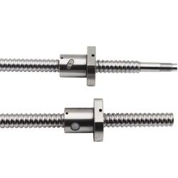 SFU 1204 - Complete w Nut, Nut House, Coupler and BK/BF Mounting