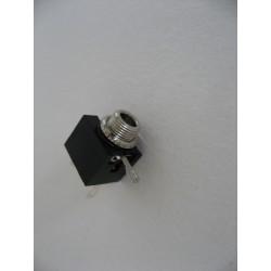3.5mm Mini Jack - Female Panel Mount