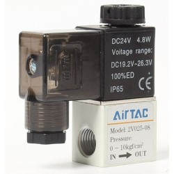 Pneumatic Air Solenoid - 24V NC