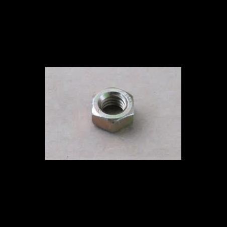 M3 Nut Untreated Steel (200pack)