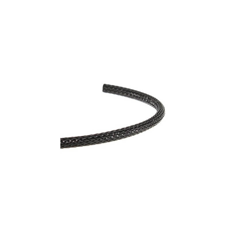 Black Expandable Sleeving (25cm units)