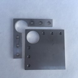 Stainless OX Zero and Corner Finding Tool